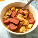 Chicken and Sausage Gumbo!!!!!