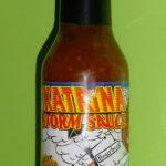 Katrina Storm Sauce!