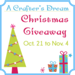 A Crafter's Dream {Christmas Giveaway} Blogger Opp!