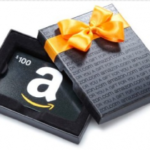 $100 Amazon Giveaway