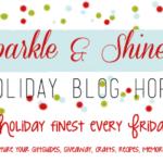 NEW… Sparkle & Shine Blog Hop!