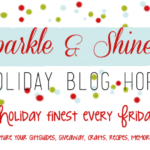 Sparkle & Shine Holiday Blog Hop
