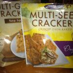 Crunchmaster my new favorite Cracker