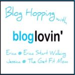Bloglovin Blog Hop.