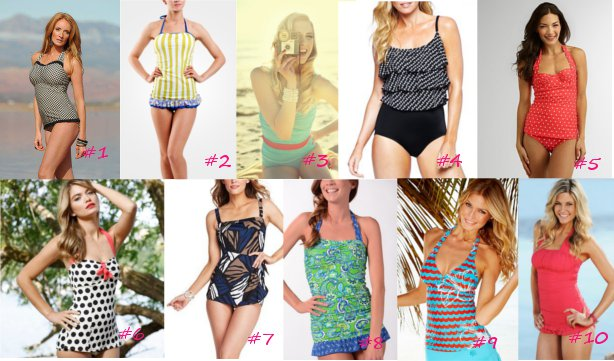 10 modest Swimwear for Women