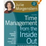 Part 1 of Time Management from  the Inside Out by Julie Morgenstern