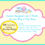Custom Blog Banner and Logo Giveaway