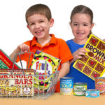 Grocery Basket with Play Food Giveaway