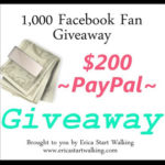 $200 PayPal Giveaway
