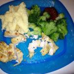 Nuby's Fun Feeding Plate.
