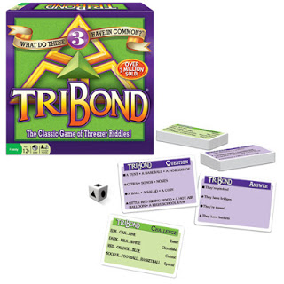 Date Night Games ~ Tribond ~
