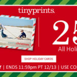 Amazing deal today for your Christmas Cards!