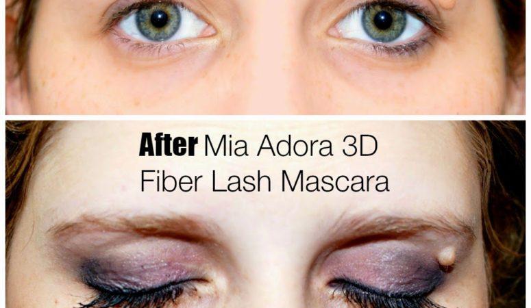 Mia Adora 3D Fiber Mascara