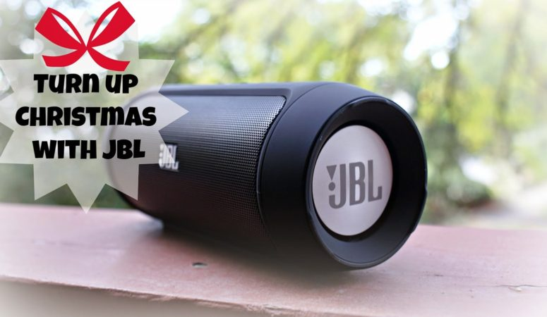 Share the Joy of music this Christmas with the Portable JBL Charge 2 Speakers ~GIVEAWAY~