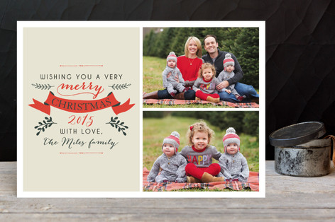 Minted Holiday Cards. Which one should I get?