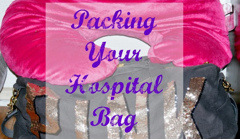 What to take to the hospital when having a baby.