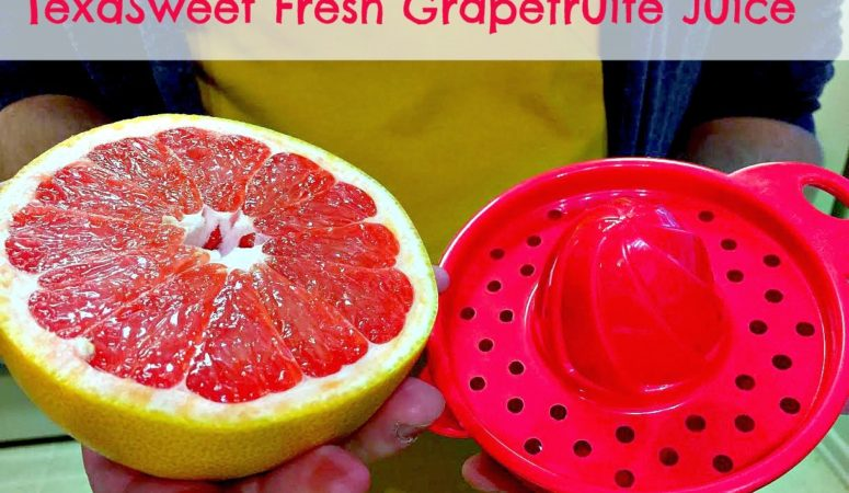 Share a Grapefruit with me from TexaSweet ~Holiday Ham with Rio Star Grapefruit Glaze Recipe~