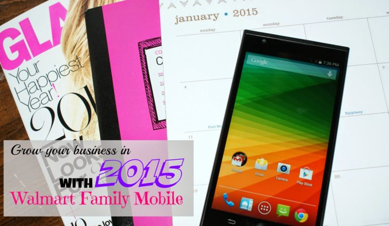 Grow your business in 2015 with Walmart Family Mobile
