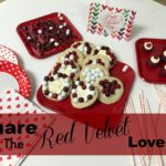 Share the Red Velvet Love this Valentines day with M&M's® Red Velvet