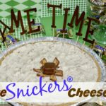 No Bake SNICKERS® Cheese Cake