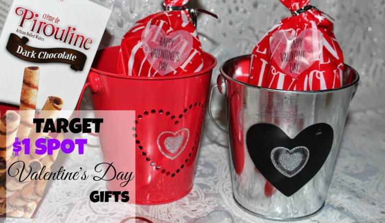 Target Dollar Spot Valentine's Day Gifts ~DIY~