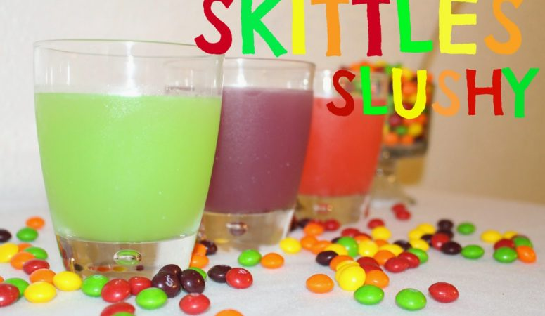It's only madness if you don't have Skittles Slushies