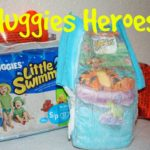 Saving the day with Huggies Heroes