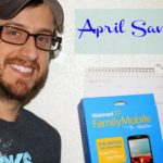 Planning for Family Vacation with April Savings from Walmart Family Mobil