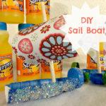 DIY Sail Boat