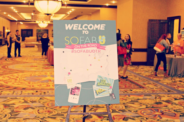 Recap of my amazingly fantastic road trip to Dallas SoFabU On The Road trip.  #SoFabUOTR
