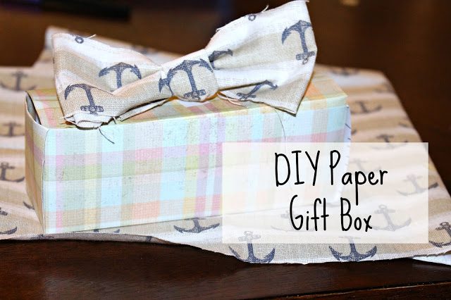 Gifting the blu PLUS+ e-Cig ~DIY Paper Gift Box~
