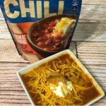 Football season and Chili. Nothing better than that!
