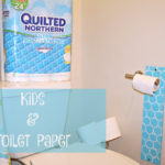 Kids and Toilet Paper ~ DIY~