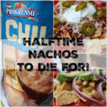 Halftime Nachos to die for!