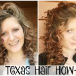 How I got my big Texas hair!