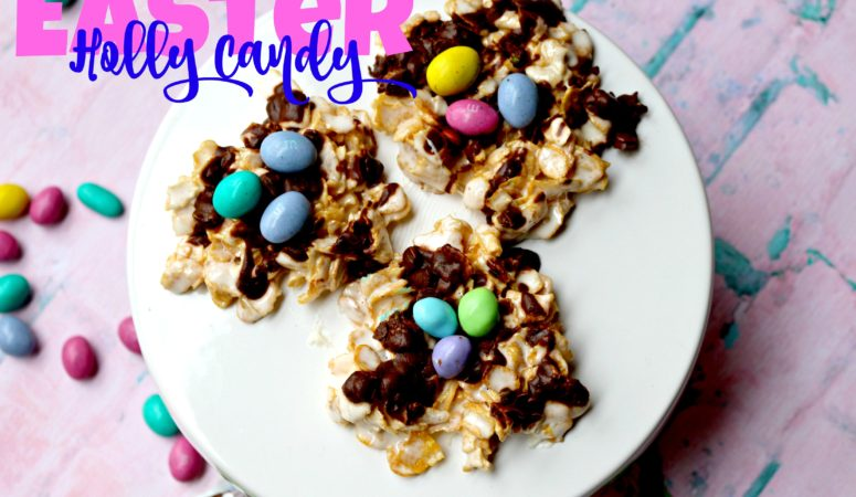 Easter Holly Candy
