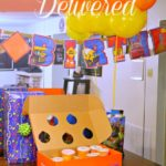 Create the perfect party with Orange Leaf Pop Up Party Box {Giveaway}