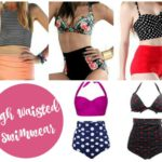 High Waist Mom Must Have Swimsuits