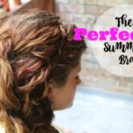 The Perfect Summer Braid