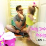 How to make day one of potty training easier!