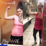 Why eating right is a must when getting fit! ~Transformation~
