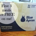 Take the hard work out of cooking with Blue Apron. (First 3 meals are FREE)