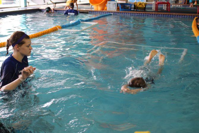 Love to Swim Blitz Classes | San Antonio