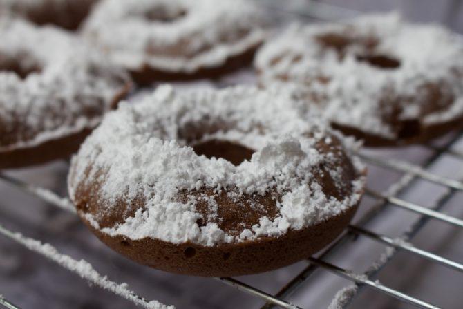 Chocolate Donuts | Dairy Free, Egg Free, Gluten Free