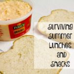Surviving Summer Lunches and Snacks