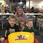 The new Chuck E Cheese|San Antonio Texas