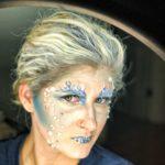 Fun, cute, non-scary Halloween makeup