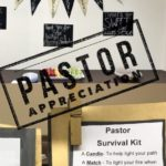 Are you celebrating your Pastors this month?