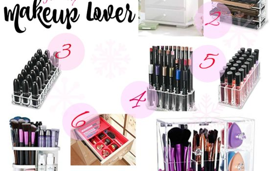 The perfect gift for the makeup lover in your life.