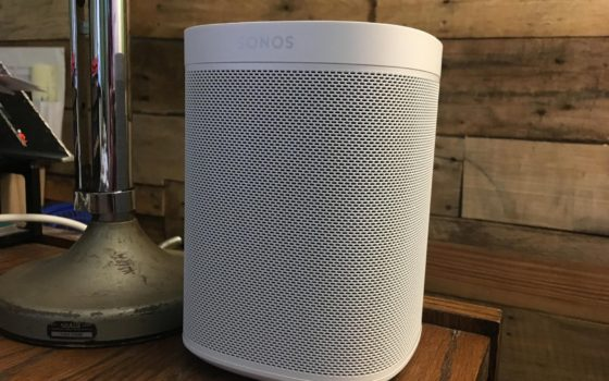 Do you have a Sonos Speaker? Check this out!